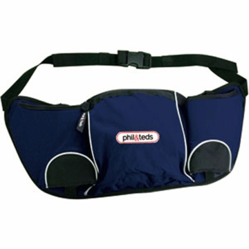 Phil & Ted Hangbag in Navy