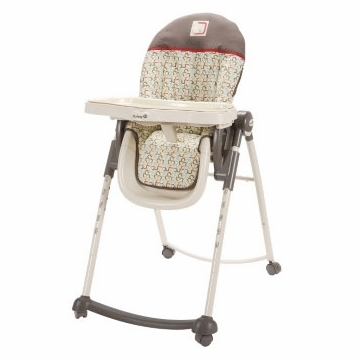 Safety 1st AdapTable High Chair - Ice Cubes