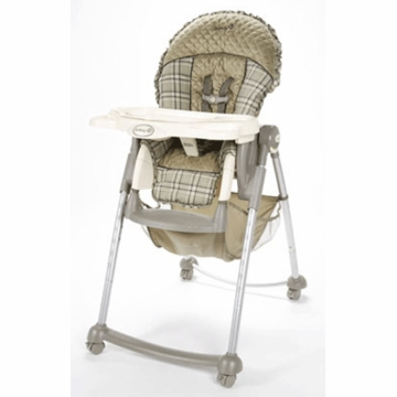 Safety 1st Serve 'n Store LX High Chair in Marion