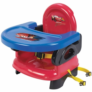 Summer Infant Disney Deluxe Folding Booster Seat - Cars - D