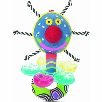Manhattan Toy Whoozit Cosmic Teether