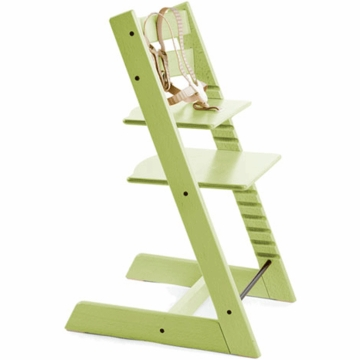 Stokke Trend Tripp Trapp High Chair in Green