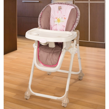 Carter's Jungle Jill Newborn-To-Toddler Foldin High Chair by Summer Infant