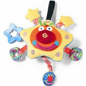 Manhattan Toy Whoozit Starz Lights and Sounds Activity Toy