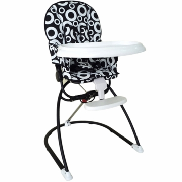 Valco Astro Compact High Chair - Cirque