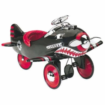 Airflow Collectibles Shark Attack Plane
