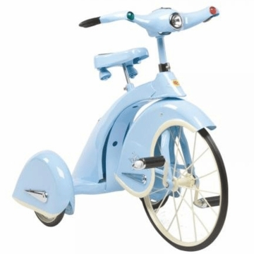 Airflow Collectibles Sky King Tricycle in Blue