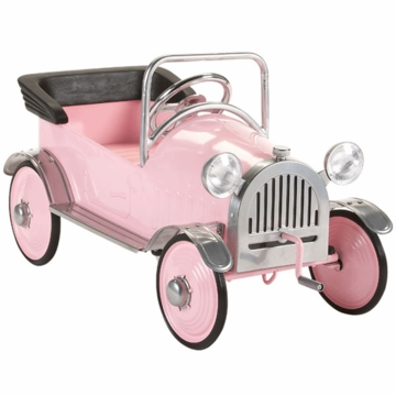 Airflow Collectibles Pink Princess Car