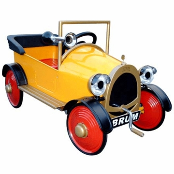 Airflow Collectibles Brum Pedal Car