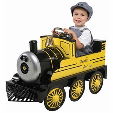 Airflow Collectibles Bumble Bee Train