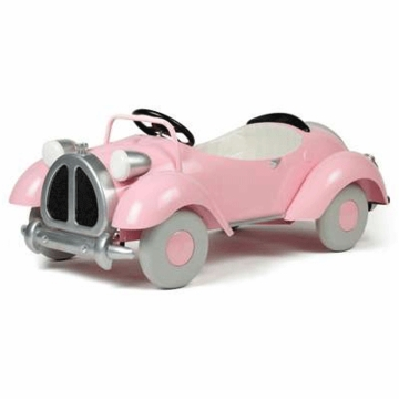 Airflow Collectibles Pink Speedster Car
