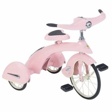 Airflow Collectibles Jr. Pink Sky King Tricycle