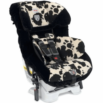 Britax Boulevard CS Convertible Car Seat in Cowmooflage