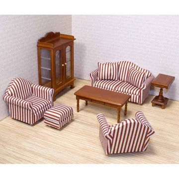 Melissa & Doug Living Room Furniture Set