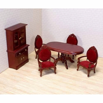 Melissa & Doug Dining Room Furniture Set
