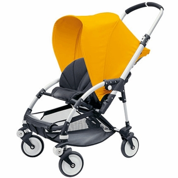 Bugaboo Bee Complete Stroller in Yellow