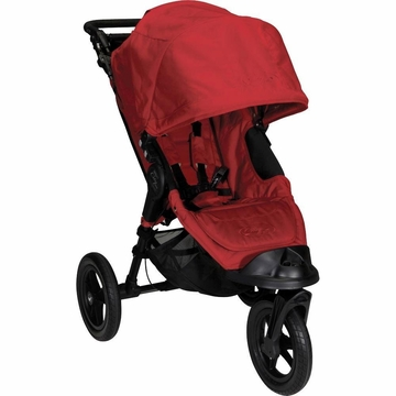 Baby Jogger City Elite Single 2013 Stroller - Red