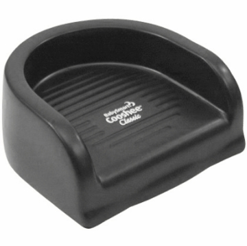 Baby Smart Cooshie Booster Seat Onyx Black