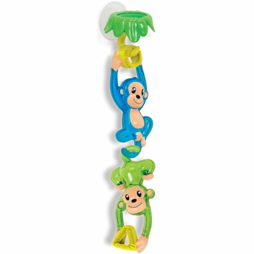 Munchkin Bubble Monkey Bath Toy
