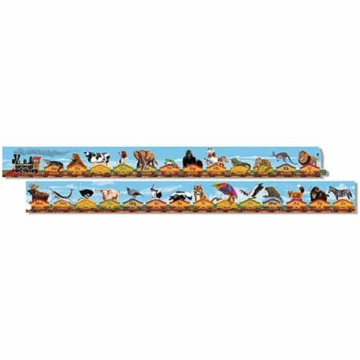 Melissa & Doug Alphabet Train Floor Puzzle