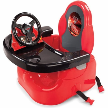 Disney Cars Deluxe Lil' Racer Booster Seat by Summer Infant