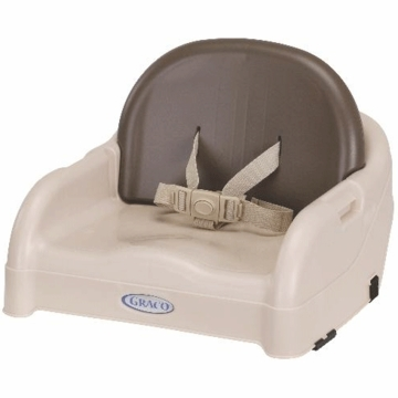 Graco Toddler Blossom Booster Seat Brown