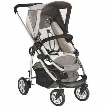 iCandy Cherry Stroller - Fudge