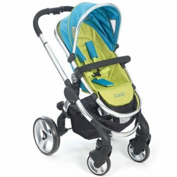 iCandy Peach Stroller - Sweet Pea