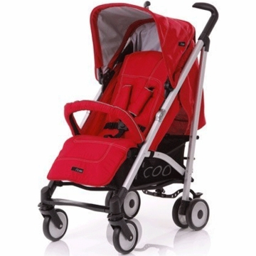 I'Coo Phoenix Stroller in Red