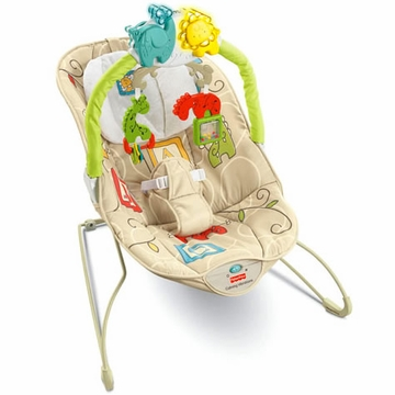 Fisher-Price Animal Krackers Playtime Bouncer