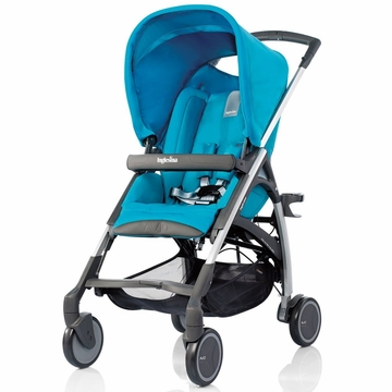 Inglesina 2012 Avio Stroller - Light Blue