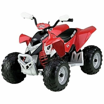 Peg Perego Polaris Outlaw in Red