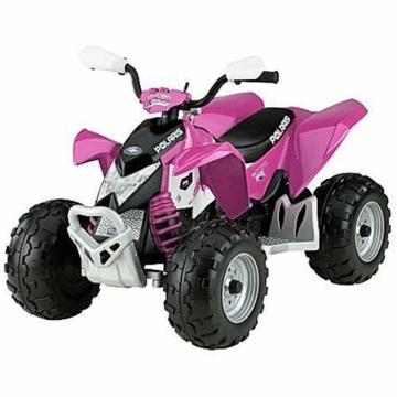 Peg Perego Polaris Outlaw in Pink