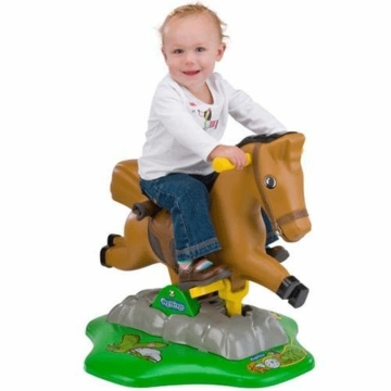Peg Perego Rocky Stationary Rocking Horse