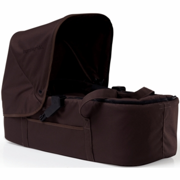Bumbleride Carrycot in Walnut