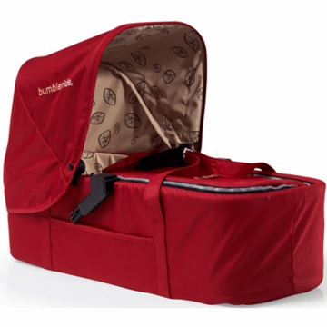 Bumblerride Carrycot in Ruby