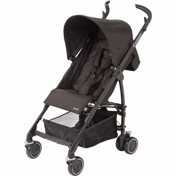 Maxi Cosi Kaia Stroller in Total Black