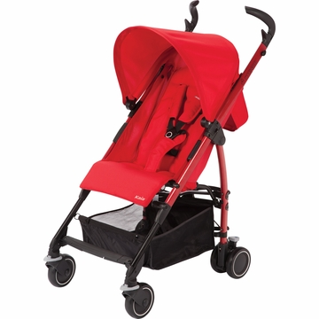 Maxi Cosi Kaia Stroller in Intense Red