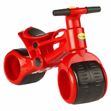 PlaSmart PlasmaBike in Red