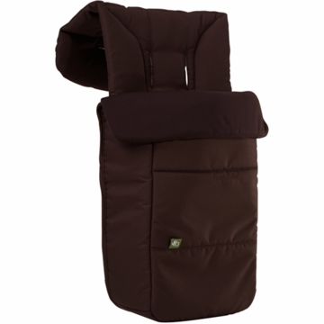 Bumbleride Footmuff & Liner in Walnut