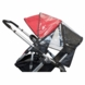 UppaBaby Vista Rumble Seat Rain Cover