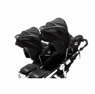 Bumbleride Maxi Cosi Car Seat Adapter for Inde Twin Upper Stroller