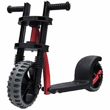 The YBIKE Kicker in Red