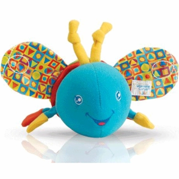 Lamaze Baby Bumble Bee Wiggles Pal Blue