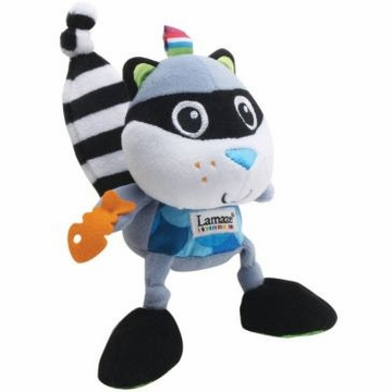 Lamaze Little Knotties Raccoon