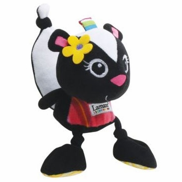 Lamaze Little Knotties Skunk