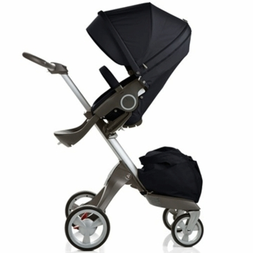 Stokke XPLORY Basic Stroller in Dark Navy