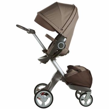 Stokke XPLORY Basic Stroller in Brown