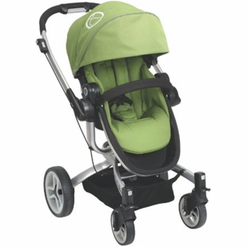 Teutonia T-Linx Stroller in Topaz Green