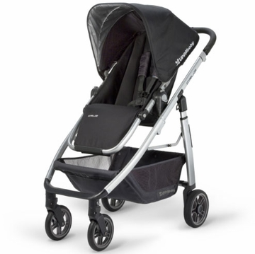 UppaBaby Cruz Stroller - Jake (Black)